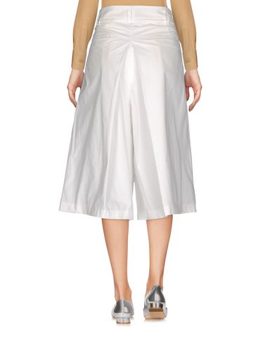 _M GRAY Cropped-Hosen & Culottes