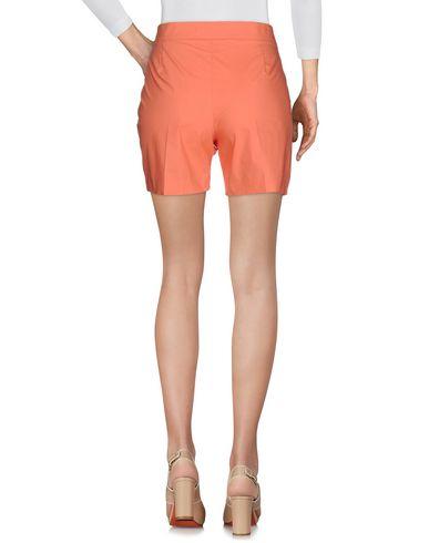 Blå Les Copains Shorts gratis frakt fabrikkutsalg utløp mange typer klaring utforske 6nhasPQaA