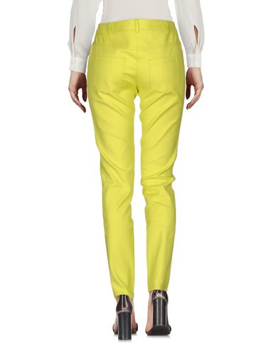 BOUTIQUE MOSCHINO CASUAL PANTS, PURPLE