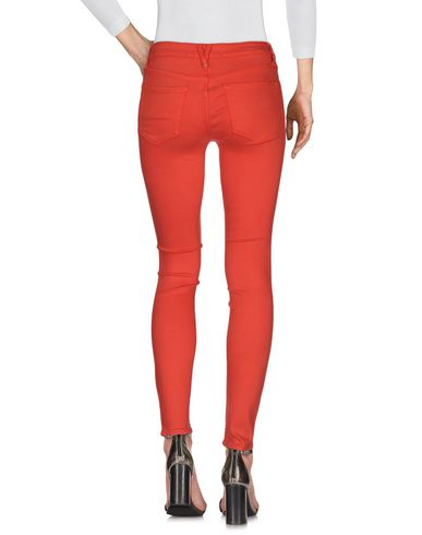 MARC BY MARC JACOBS DENIM PANTS, RED