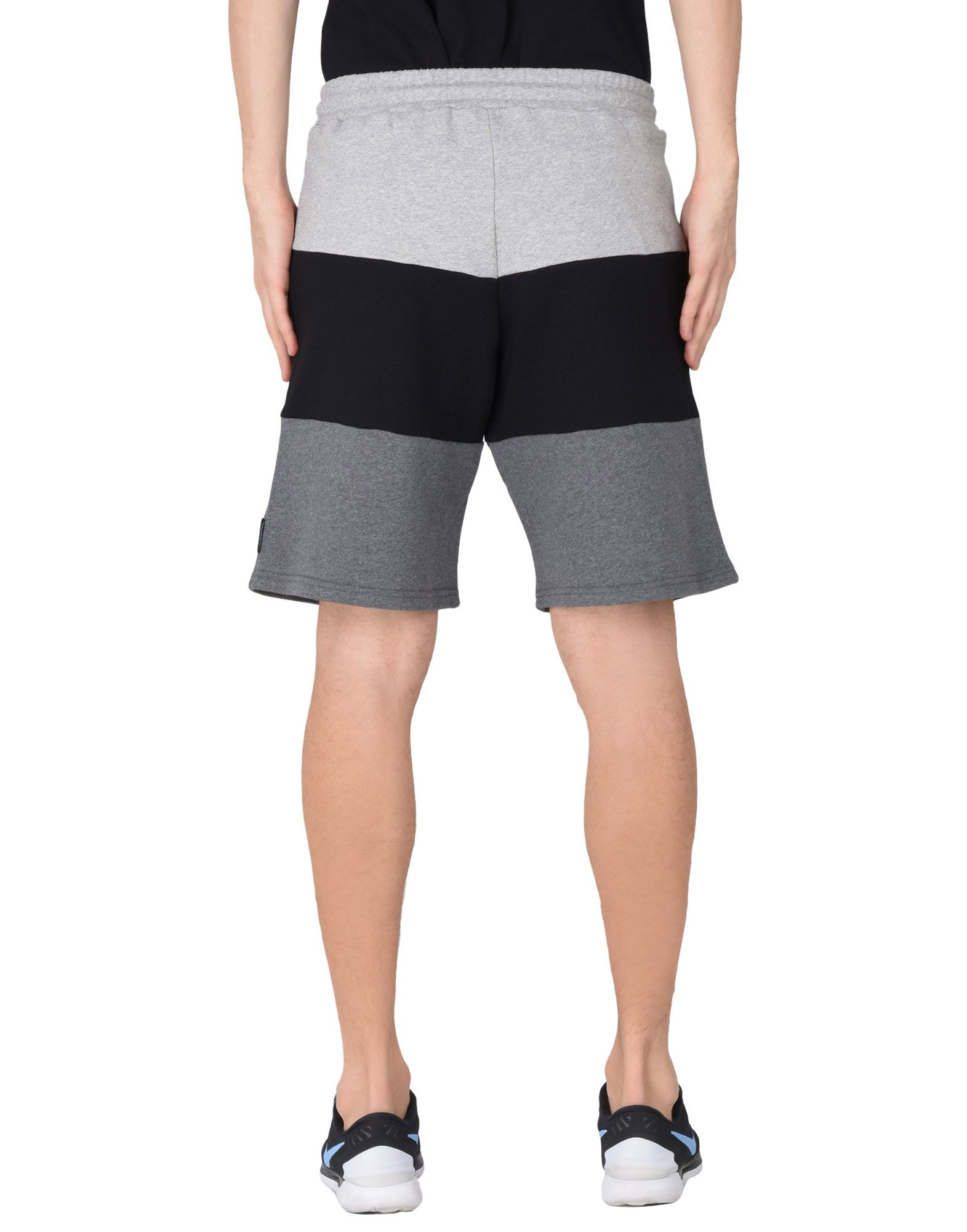 Pantalone Felpa Stripes Iuter Rule Shorts Stripes Felpa Insert Sweatshorts - Uomo - 36984120QE 04a5a4
