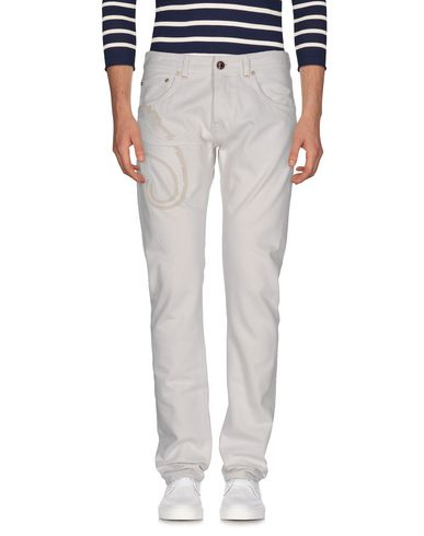 Etro Denim Pants, Ivory