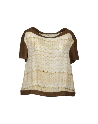 HACHE Blouse in Ivory