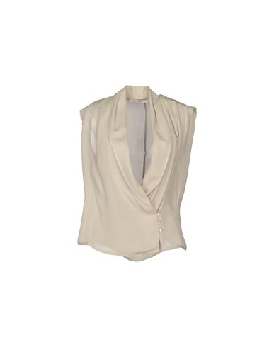 BGN BEGGON - Silk shirt and top
