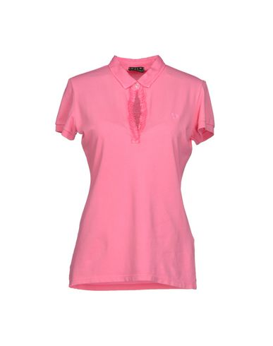 Fred Perry Polo Shirt In Pink