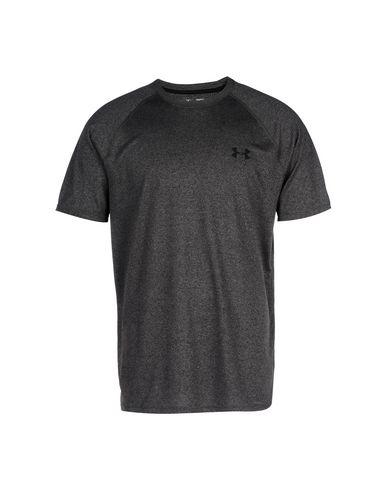 Under Armour Men Athletic Shirt UA Tech HeatGear Short Sleeve Crew Neck T-Shirt