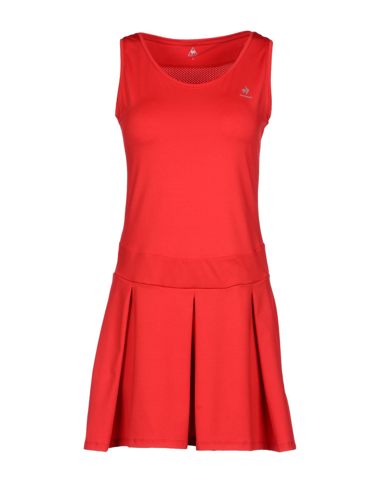 a2df2caec Le Coq Sportif Alive - Short Dress - Women Le Coq Sportif Short ...