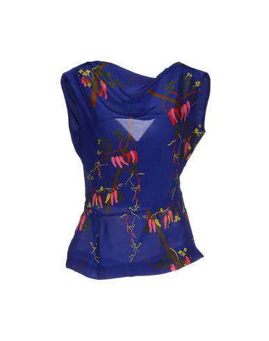 Vivienne Westwood Anglomania Top, Bright Blue