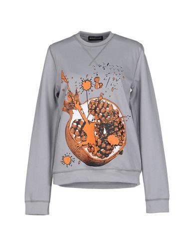 OSTWALD HELGASON Sweatshirt in Light Grey