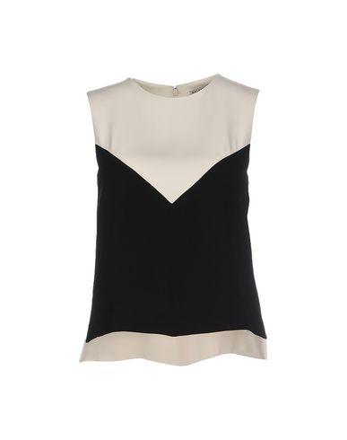 Balenciaga Silk Top   T Shirts And Tops D by Balenciaga