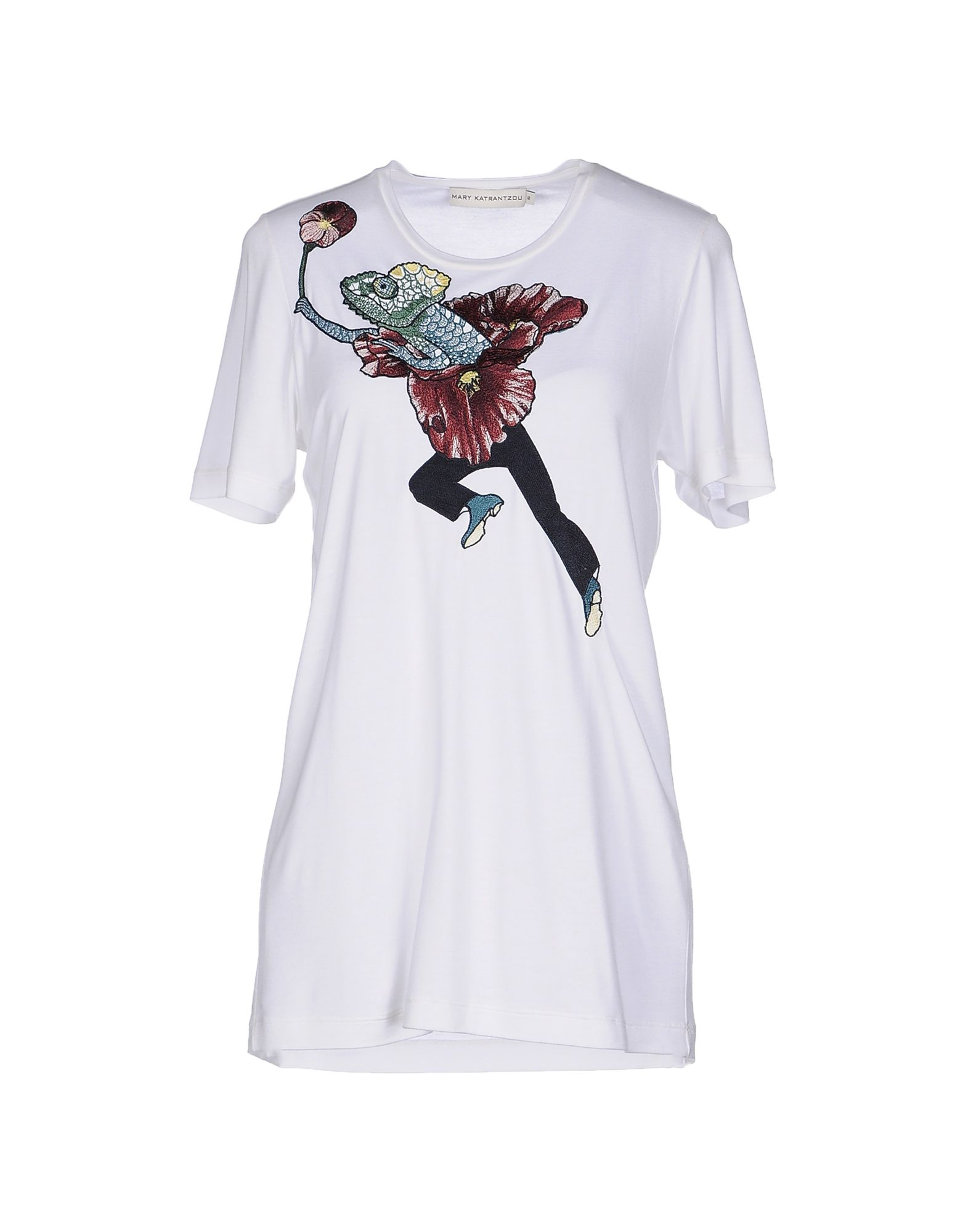 T-Shirt Mary Katrantzou Donna - Acquista online su