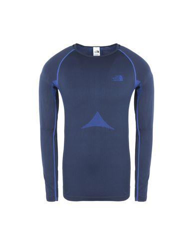 THE NORTH FACE M HYBRID LONG SLEEVE CREW NECK Sportliches T-Shirt Freies Verschiffen Browse Billig Verkauf Breite Palette Von Bnj8H
