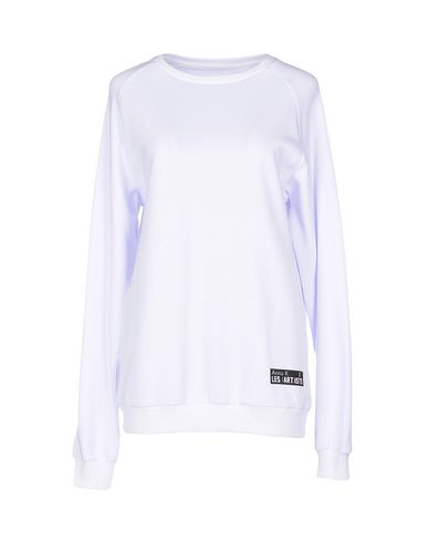 ANNA K Sweatshirt in White