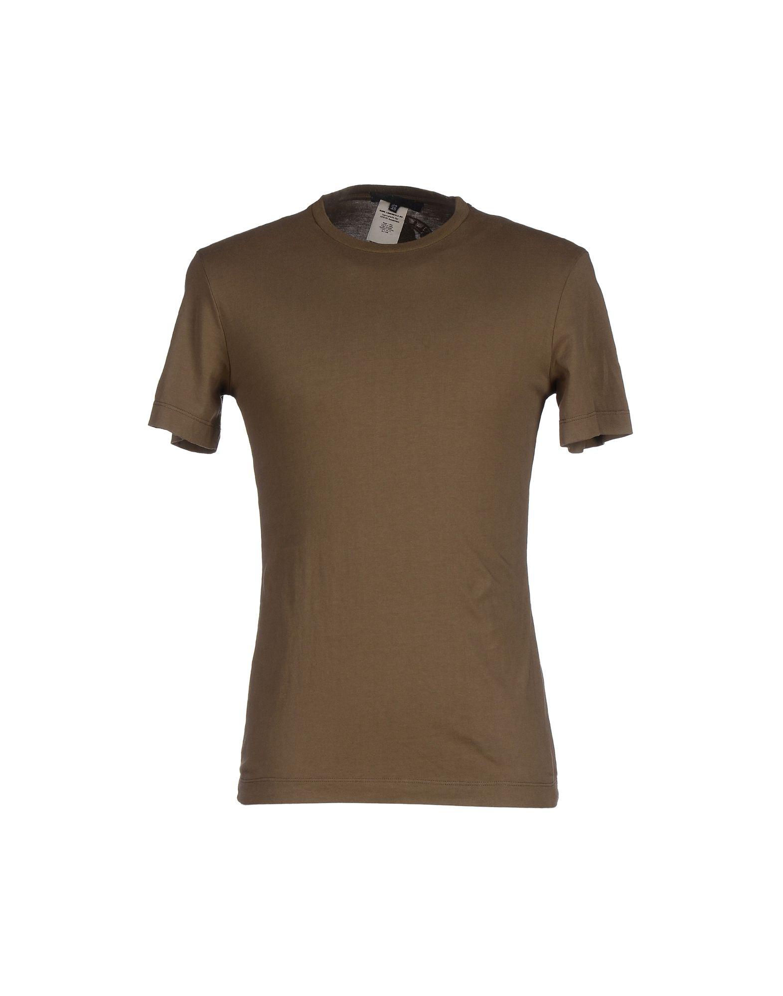 T-Shirt Karl Lagerfeld Uomo Uomo Lagerfeld - 37796463JC 0e09ef