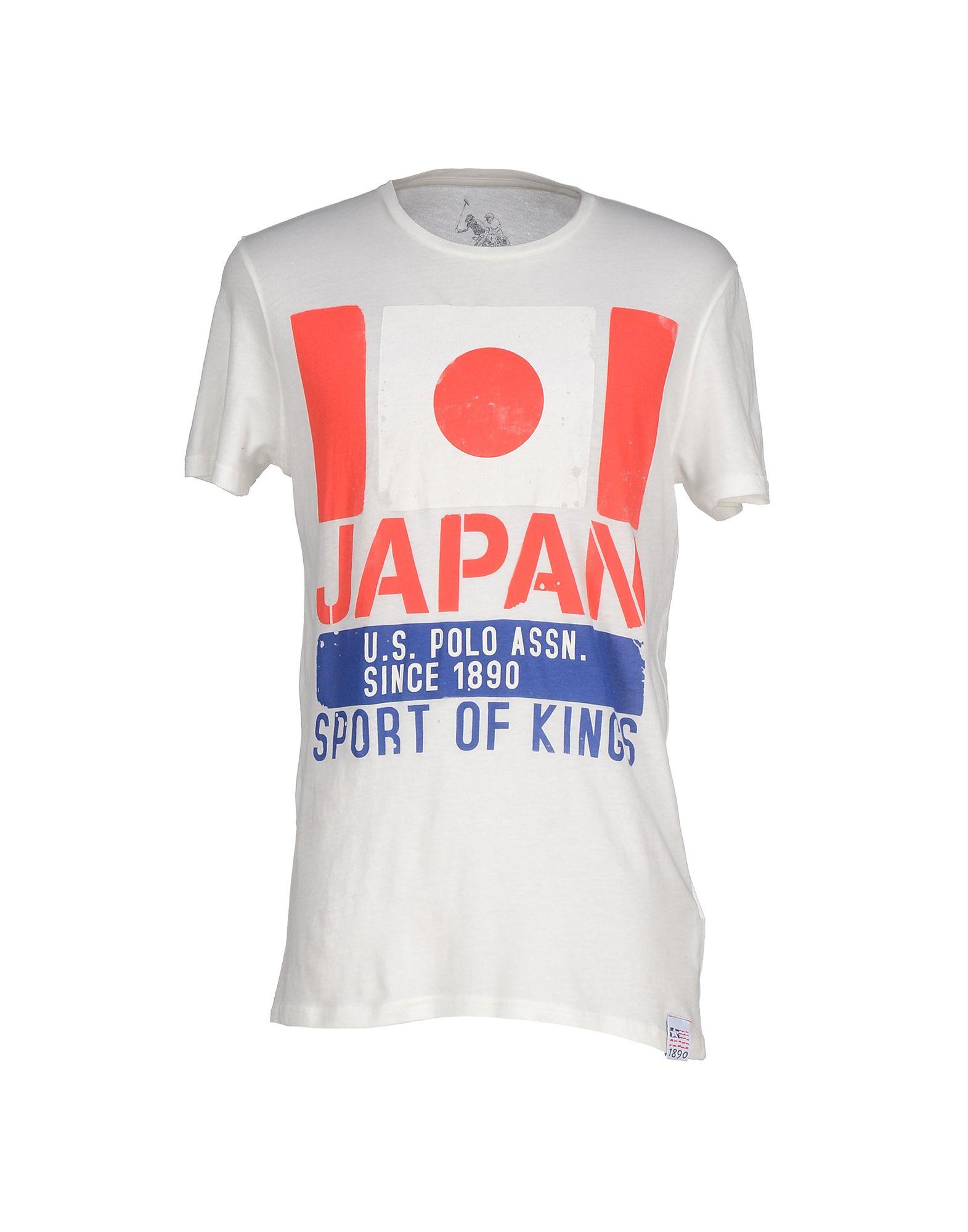T-Shirt U.S.Polo Assn. Assn. U.S.Polo Uomo - 37800441NQ af4266