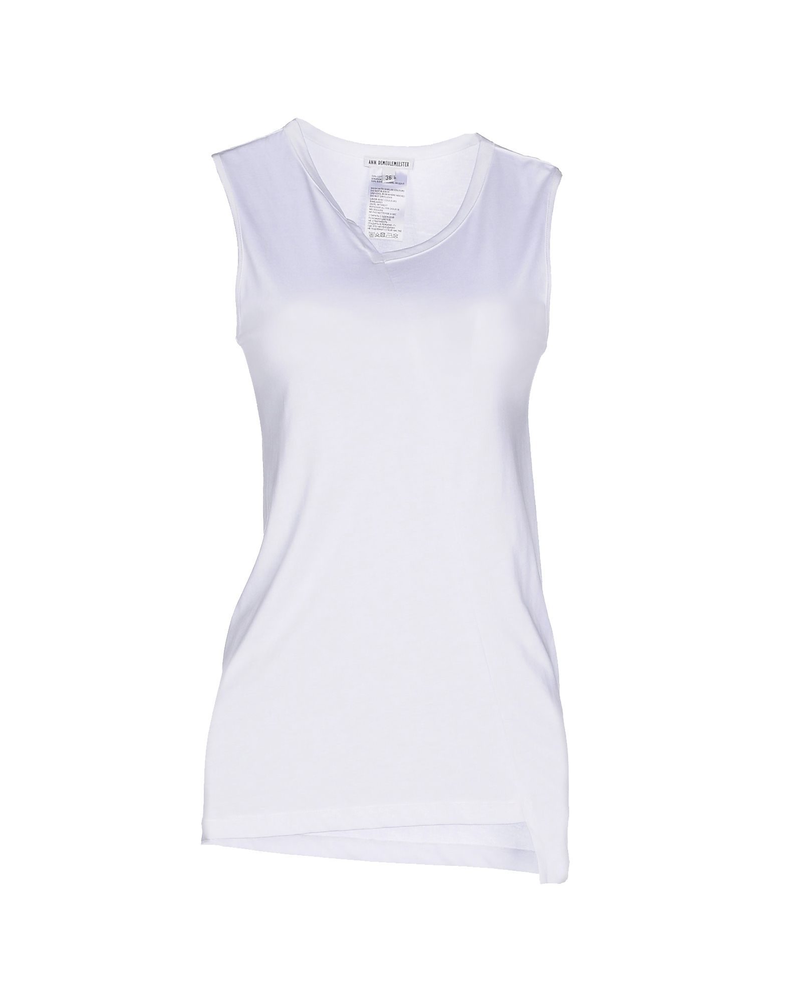 0df14ac9be19b7 Ann Demeulemeester T-Shirt - Women Ann Demeulemeester T-Shirts online on  YOOX United States - 37801939TV