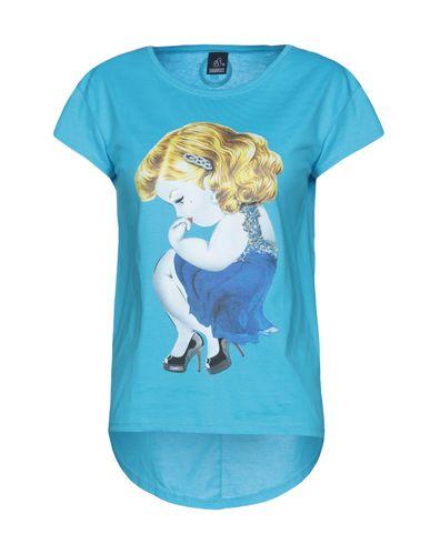 SIAMOISES T-Shirt in Azure