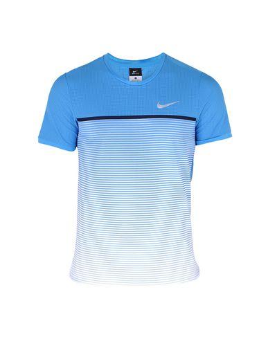 2676b831 Nike Nike Challenger Premier Crew - Sport T-Shirt - Men Nike Sport T ...