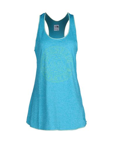 THE NORTH FACE W GRAPHIC PLAY HARD TANK Camiseta de tirantes