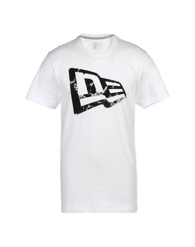NEW ERA MARBLE HOOK FLAG TEE Sportliches T-Shirt