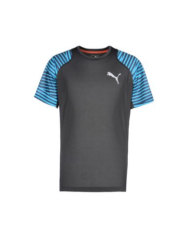 Puma 513867-Vent Graphic Tee - Sports T-Shirt - Men Puma Sports T ...