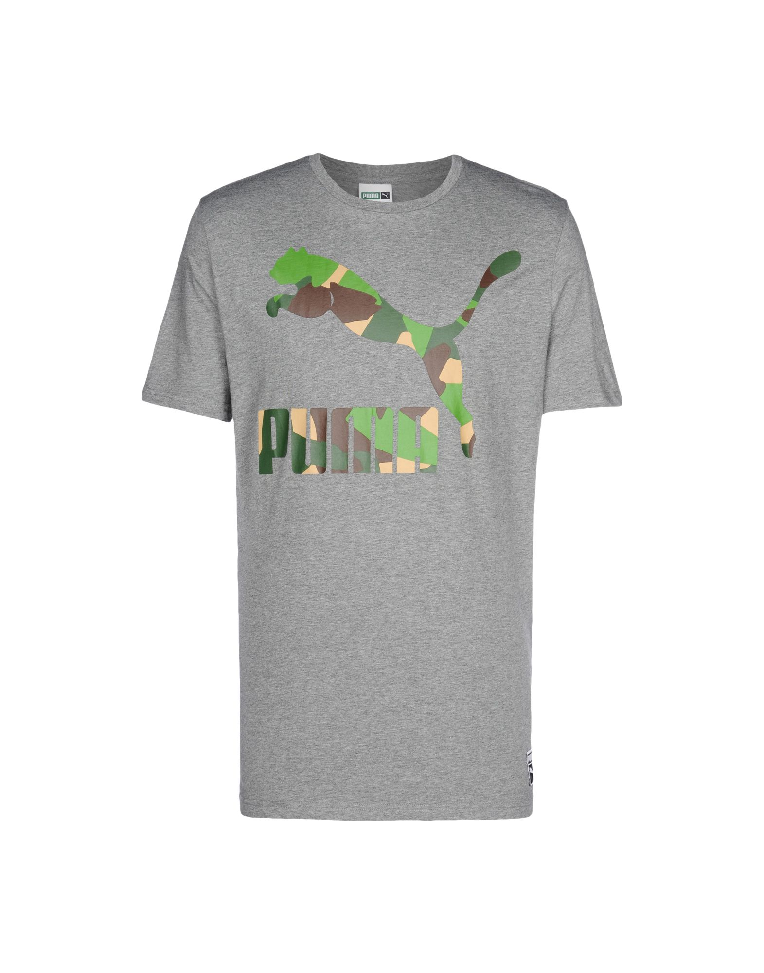 Puma 571203-Camo Archive Tee - Sports T-Shirt - Men Puma Sports T-Shirts  online on YOOX United States - 37851088PK