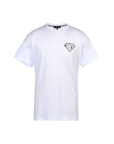 IUTER DOUBLE LOGO TEE DOUBLELOGO ROYAL Camiseta