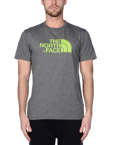 Red pre-ordre Eastbay 100% autentisk The North Face Ms / S Enkel Tee Camiseta salg beste stedet CCxdK7qqNX
