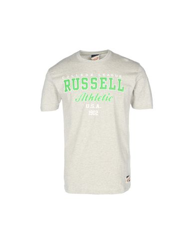 Russell Athletic Crew Neck Tee With Bright Colour Graphic Print. Russell Athletic Mannskap Hals Tee Med Lyse Farger Grafisk Trykk. Camiseta Camiseta utløp for billig billig god selger clearance 100% Qx5zf0oyQ5