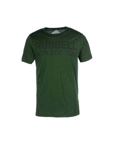 Erschwinglich Zu Verkaufen Billig Verkauf Footlocker Bilder RUSSELL ATHLETIC CREW NECK TEE Sportliches T-Shirt l6MvWhZ