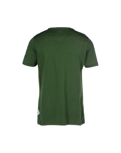 RUSSELL ATHLETIC CREW NECK TEE WITH SMALL POCKET  Camiseta