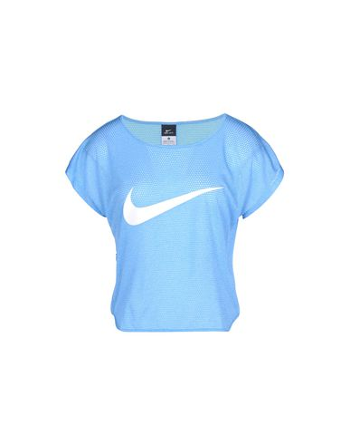 NIKE CITY COOL SWOOSH SS Performance Tops und BHs