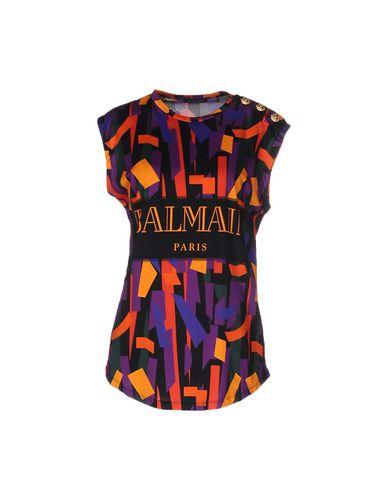 2858eee6 Balmain T-Shirt - Women Balmain T-Shirts online on YOOX United ...