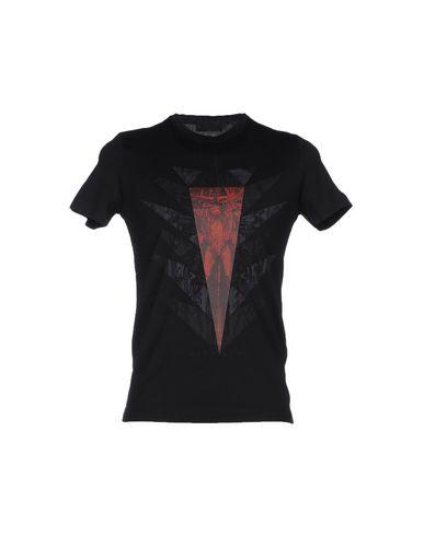 rabatt 2015 nye klaring bla Richmond X Camiseta EcIPW