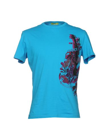 Versace Jeans Camiseta gratis frakt kostnader GZ8yHd