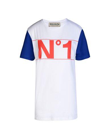 utløp footlocker mållinja rabatt visa betaling Cécile Være No1 Skjorte Camiseta kjøpe billig klaring klaring besøk rabatter for salg skDcD7Dc