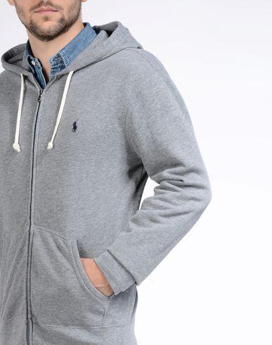 POLO RALPH LAUREN Long sleeve knit sweatshirt Sudadera
