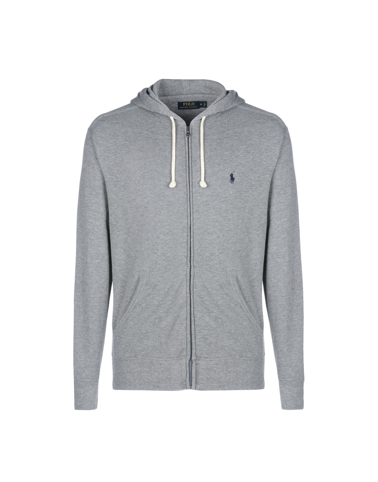 lowest price 12033 0e9bf POLO RALPH LAUREN Hooded track jacket - Jumpers and Sweatshirts | YOOX.COM