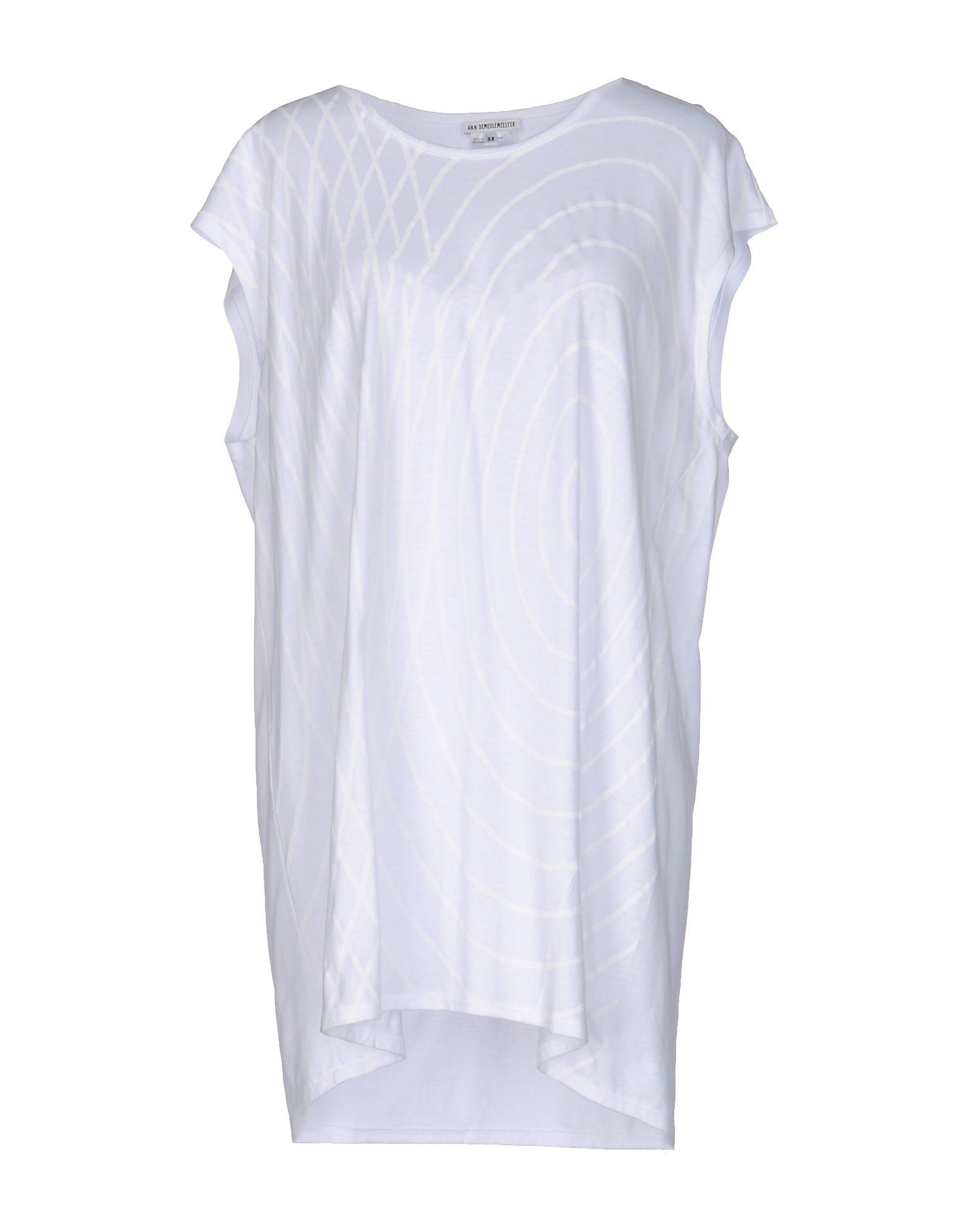 T-Shirt Ann Demeulemeester damen - 37901951 K