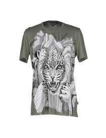 Just Cavalli デザイン柄・Tシャツ Mサイズ