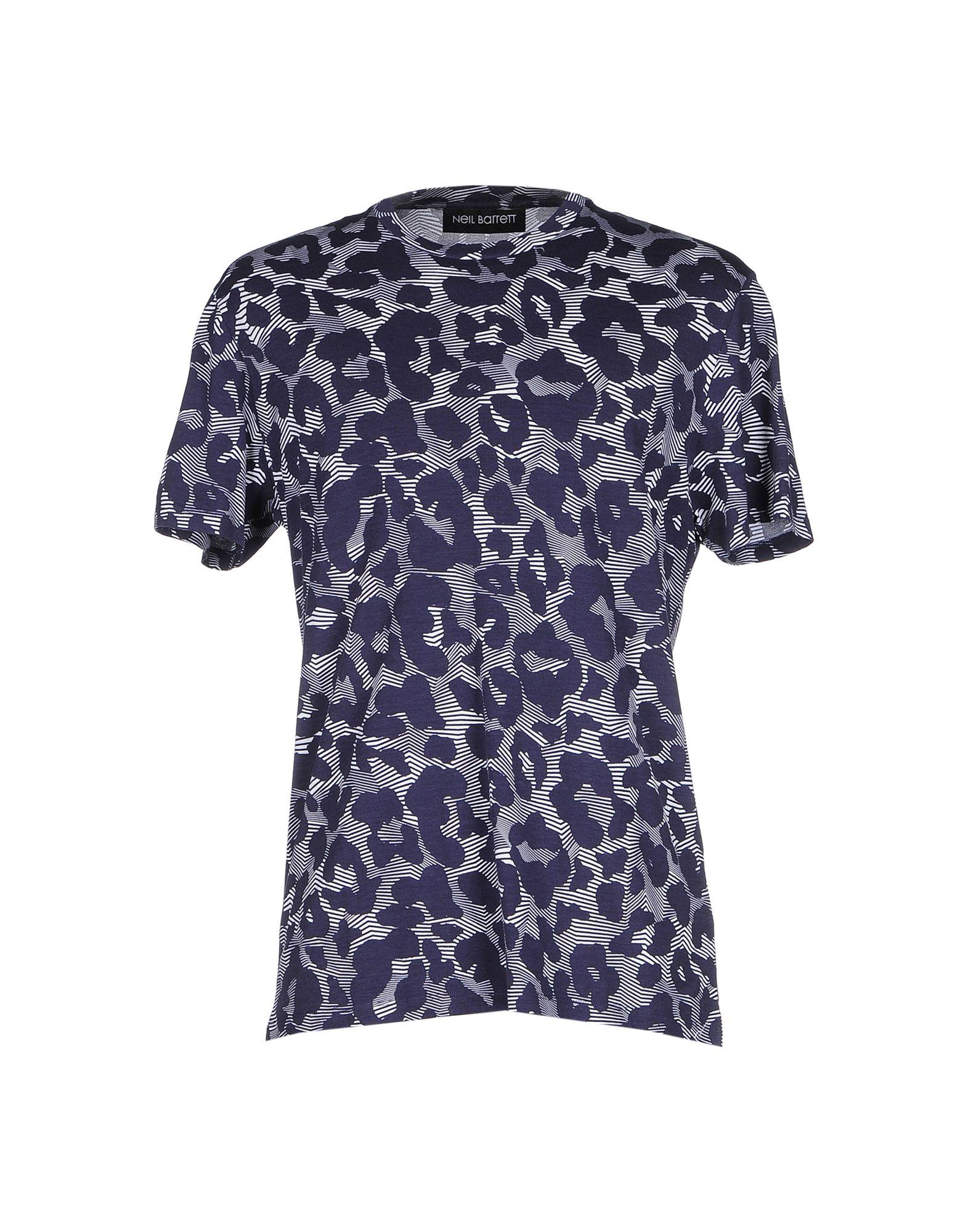 T-Shirt Neil Barrett Uomo - Acquista online su