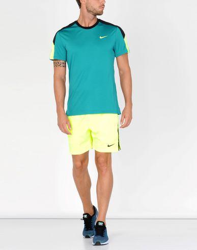 salg nettbutikk nyeste online Nike Teamet Domstol Mannskap Camiseta fabrikkutsalg billige online klaring lav pris QRS3R
