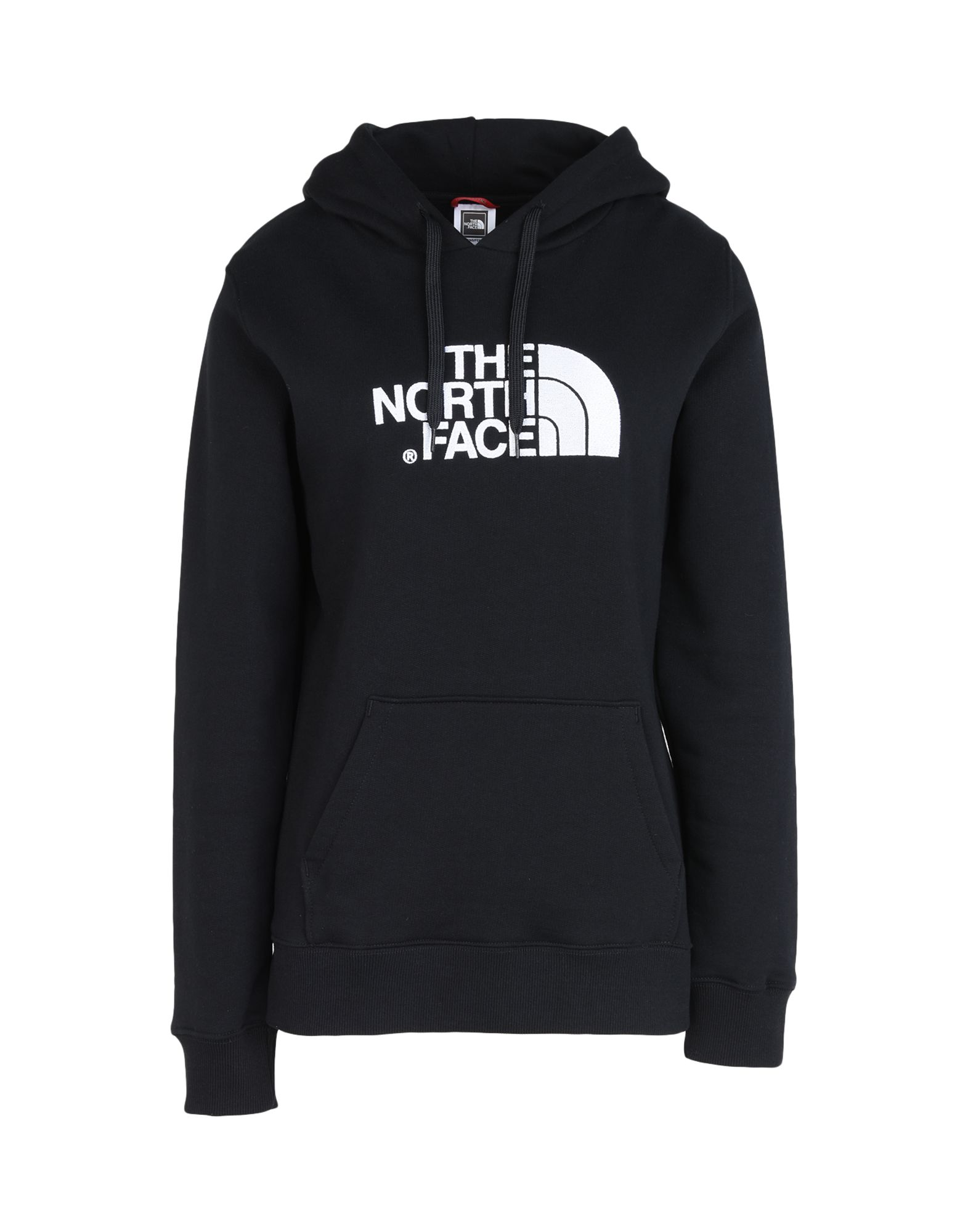 47eb1a442d0f THE NORTH FACE. FELPA W DREW PEAK PULLOVER HOODIE. Hooded track jacket