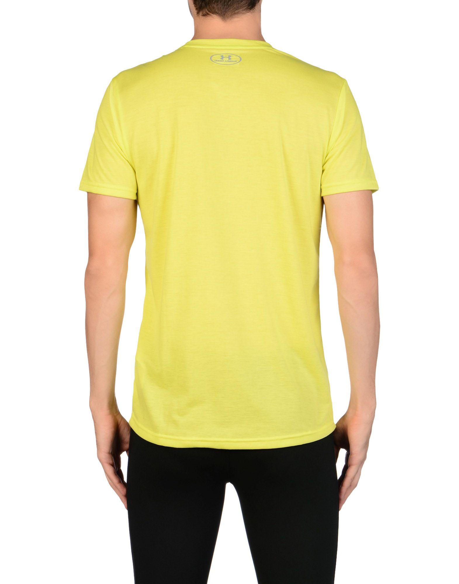 T-Shirt Sportiva Under Uomo Armour Ua Streaker Shortsleeve T-Fsh - Uomo Under - 37924924SJ 46864e