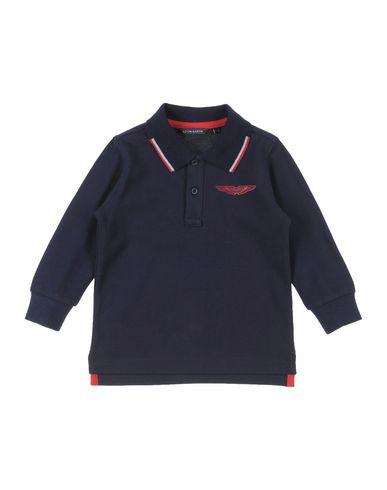 Aston Martin Polo Shirt Boy Months Online On YOOX United States - Aston martin clothing