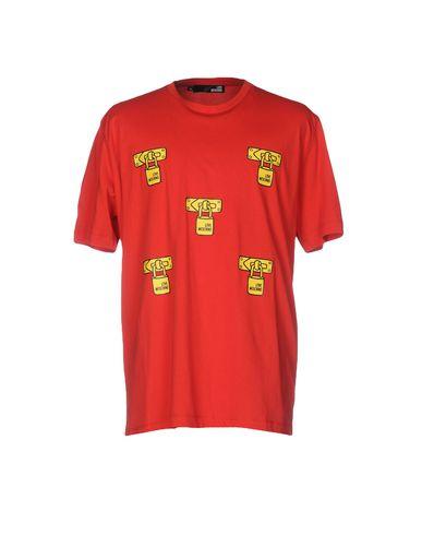 butikk Elsker Moschino Camiseta salg 2014 nyeste ekte CswIAegQrd