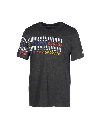 Pop Sport Coq Sportif T M Ss Camiseta kjøpe billig nyeste naturlig og fritt hSXHfxb