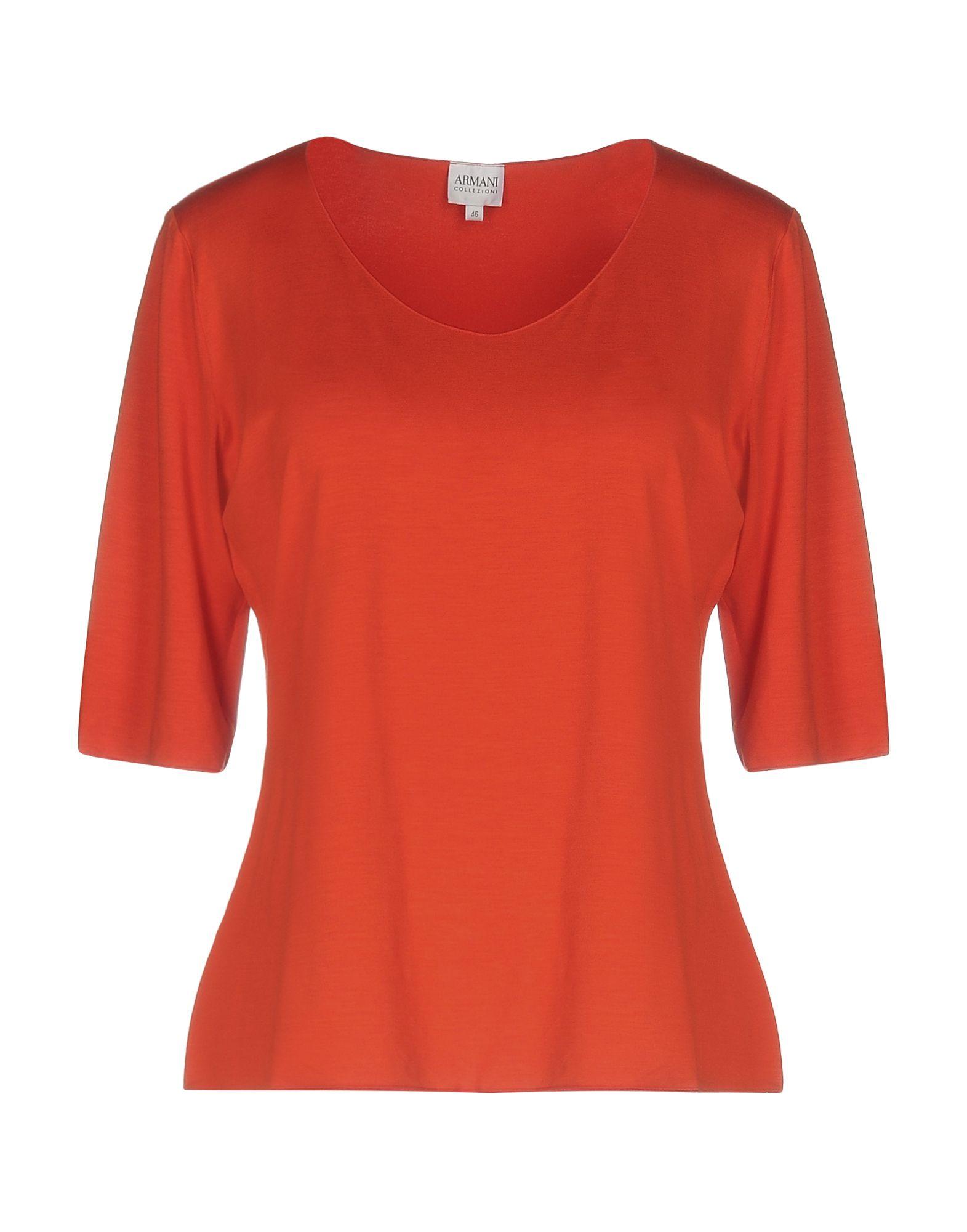 T-Shirt Armani Collezioni damen - 37926803BP