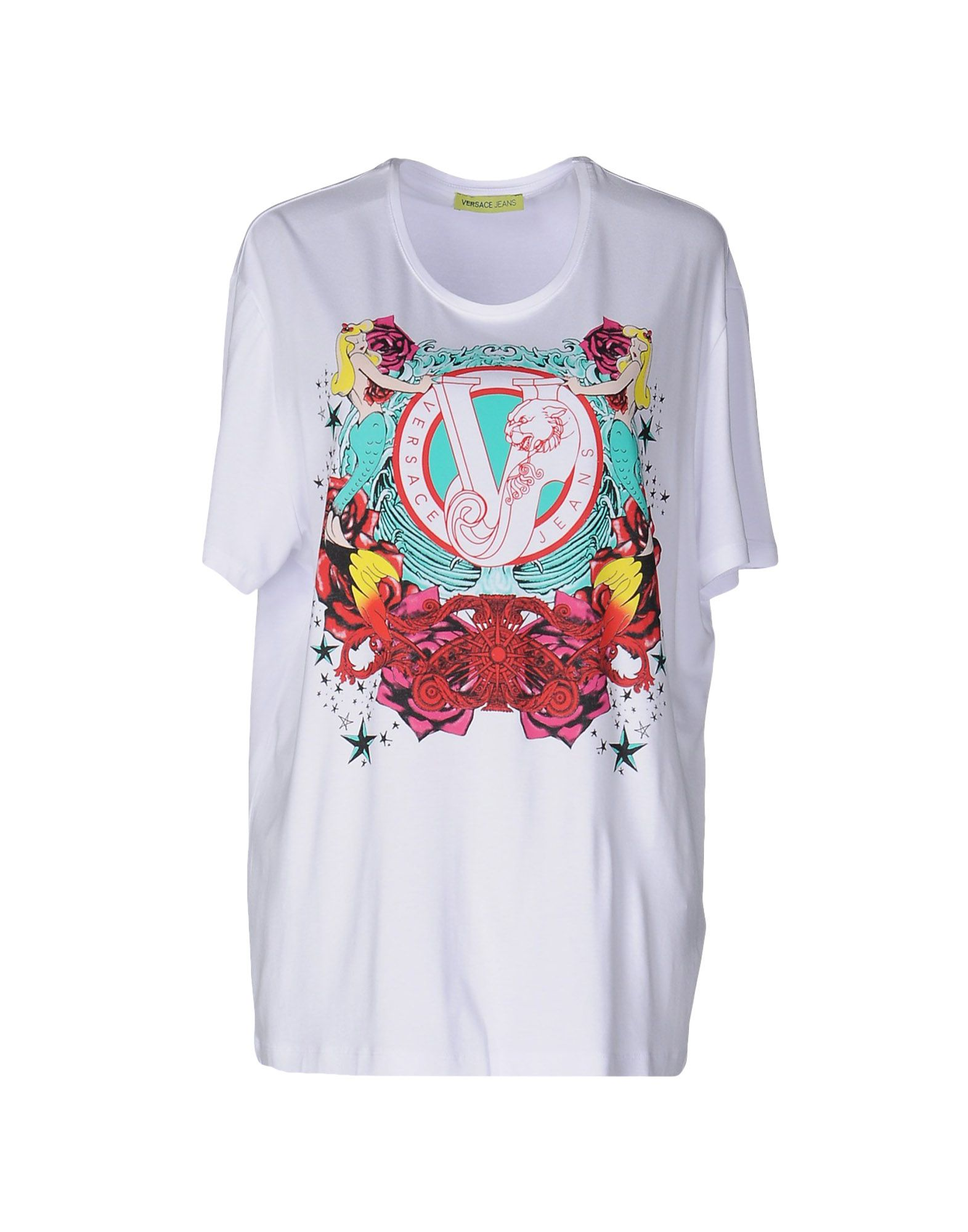 Versace Jeans T Shirt Womens - Gomes Weine AG