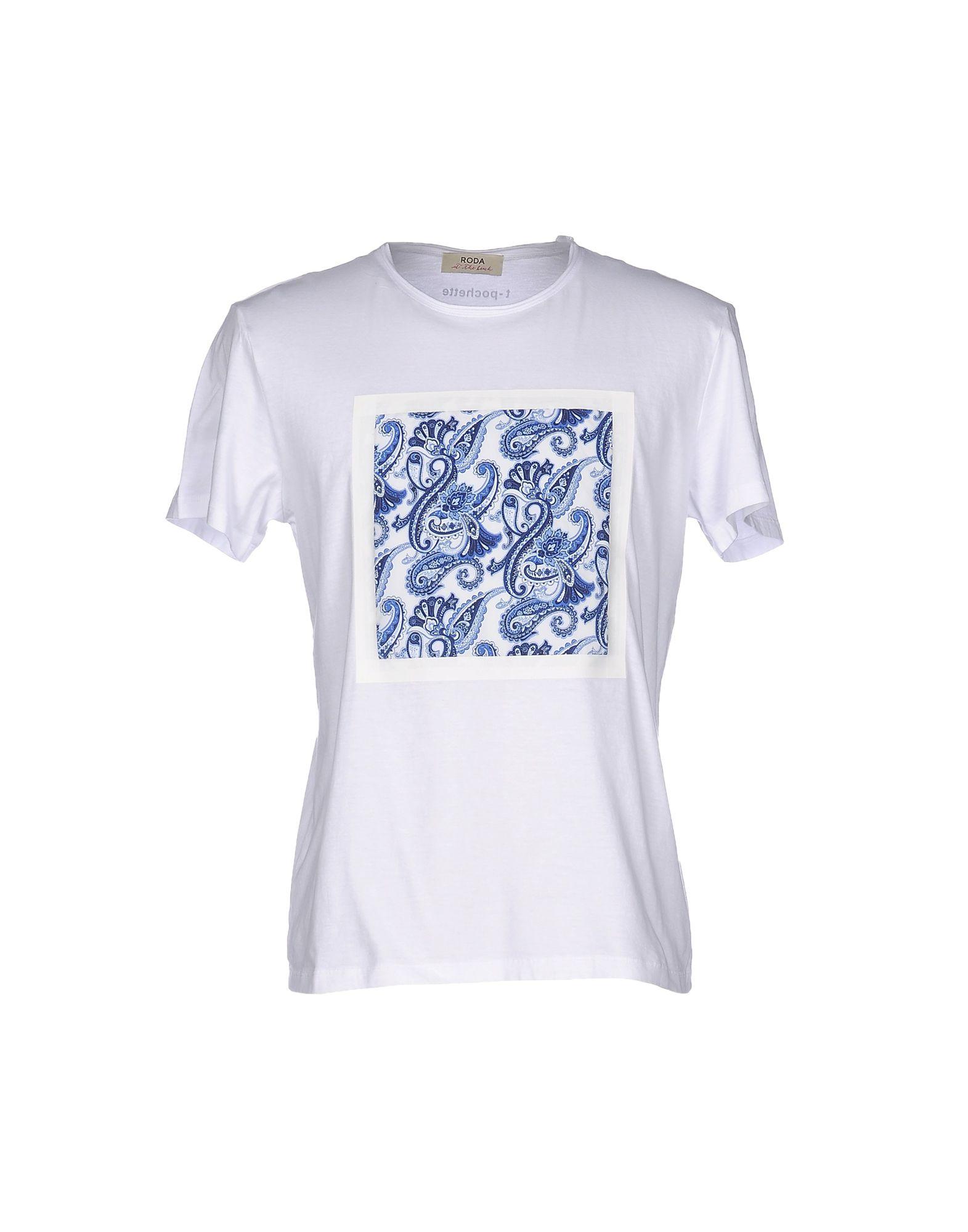 A buon mercato A buon mercato T-Shirt Roda Roda T-Shirt Uomo - 37930163BI 324ef0